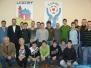 Spotkanie juniorów z burmistrzem 19.11.2011